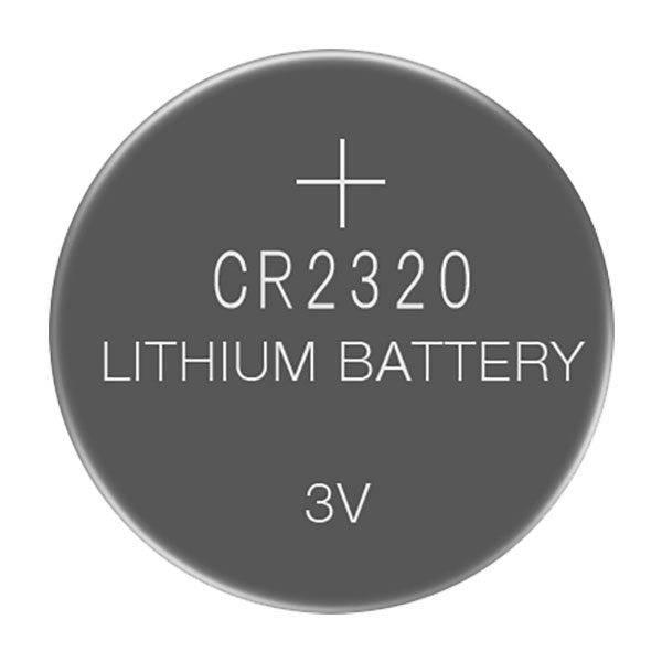 ZEUS_CR2320_LITHIUM_MAGANESE_DIOXIDE