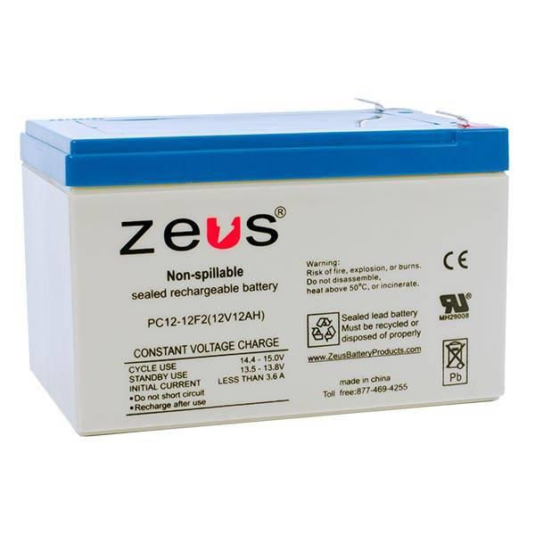 PC12 12 Zeus Battery