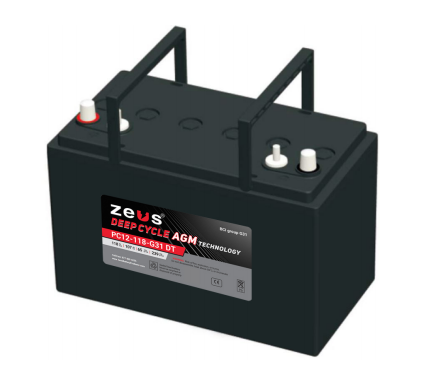 Zeus PC12-118 Battery