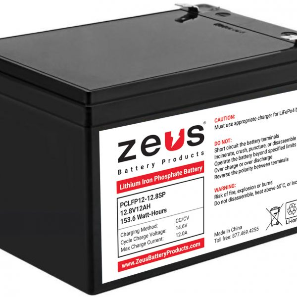 PCLFP12-12.8SP Battery
